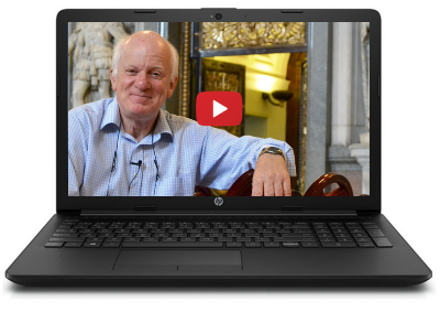 Ed on laptop - 400